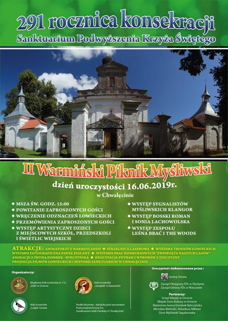 II Warmiński Piknik Myśliwski