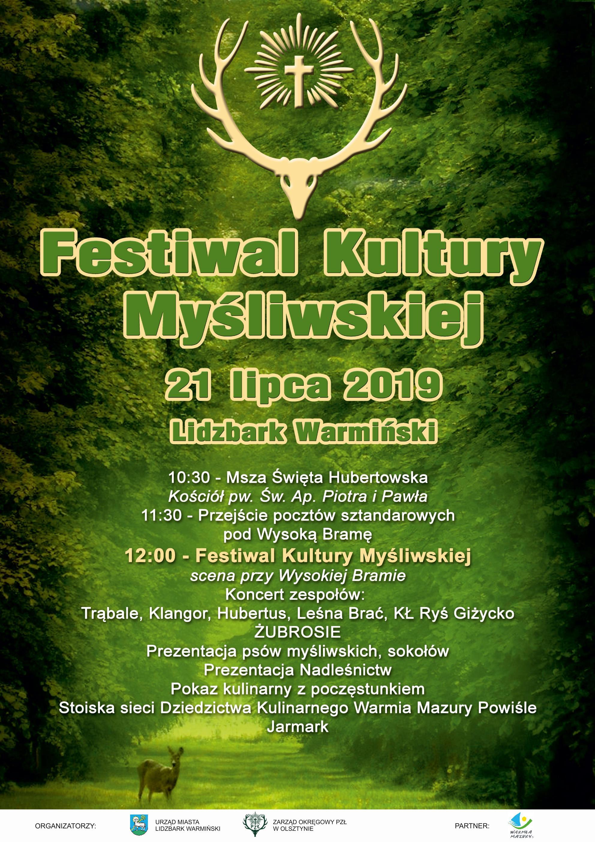 Festiwal Kultury Myśliwskiej 2019